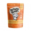 MEOWING HEADS Paw Lickin' Chicken kapsička 100g