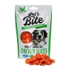 BRIT LET´S BITE 80G MEAT SNACKS CHICKEN SLICES