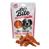 BRIT LET´S BITE 80G MEAT SNACKS PURE SALMON SLICES
