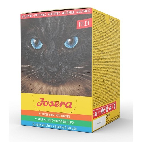 JOSERA MULTIPACK FILET 6 X 70G KAPS