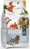 PUUR chinchilla & degu - činčila, osmák 2 kg