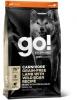 GO! Carnivore Grain Free Lamb&Wild Board Dog Food 1,6kg