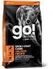 GO! Skin&Coat Salmon Dog Food 2 x 11,4kg