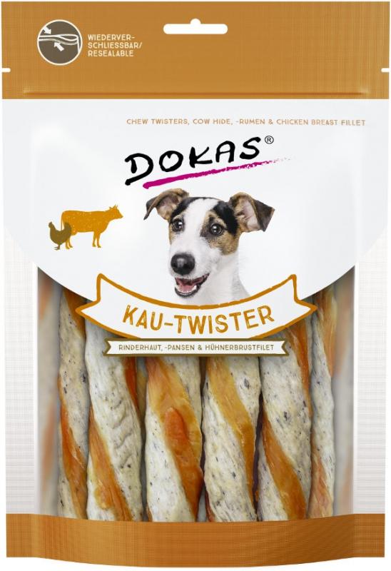 Dokas - Tyčky s dršťkami a kuřecím masem 200 g