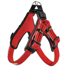 Postroj Manoa Vario Quick Light červená M 3,3x55-65cm Hunter