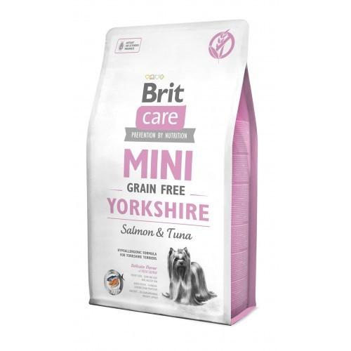 Brit Care Mini  Yorkshire grain free 2x7kg