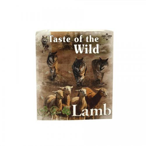 TOW Lamb&Chicken Dog Tray 390 g
