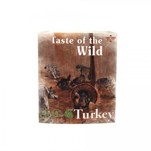 TOW Turkey&Duck  Dog Tray 390 g