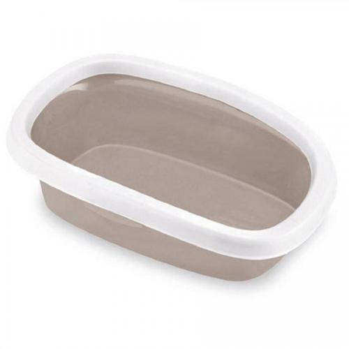 Toaleta - Sprint 20 39x58x17cm bílá/růžová