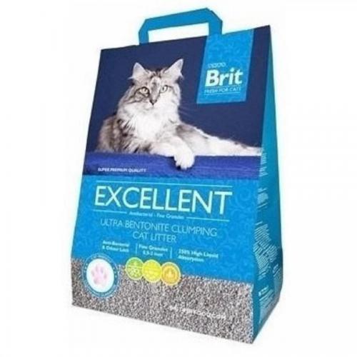 Stel.Brit  5kg fresh for cats excellent ultra bentonite
