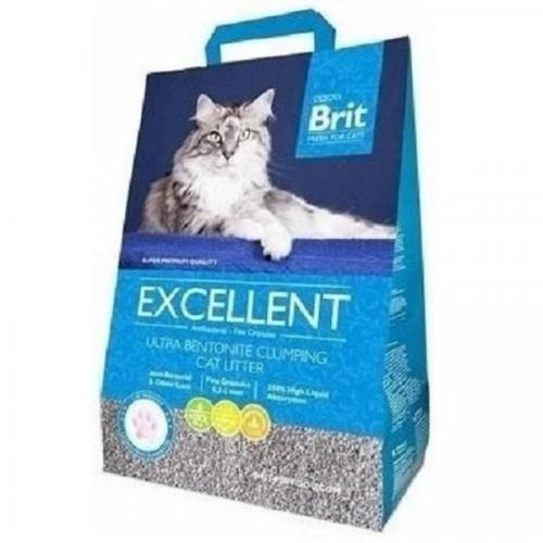 Stel.Brit 10kg fresh for cats excellent ultra bentonite