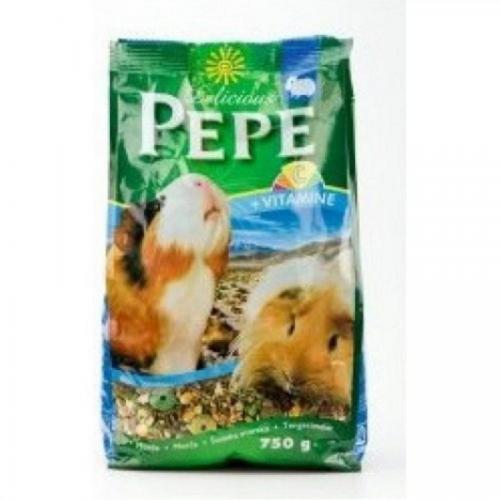 Pepe 750g morče + vitamín C