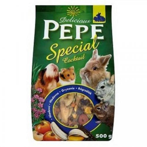 Pepe 500g hlodavci fruit coctail