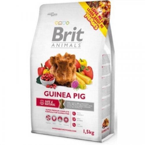 Brit animals 1,5kg morče adult complete