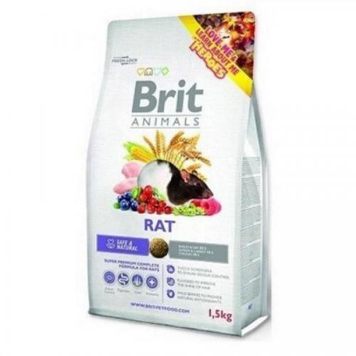 Brit animals 1,5kg potkan adult complete