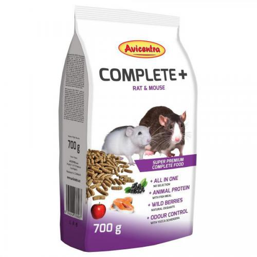 Avicentra  potkan+myš  COMPLETE+ 700g