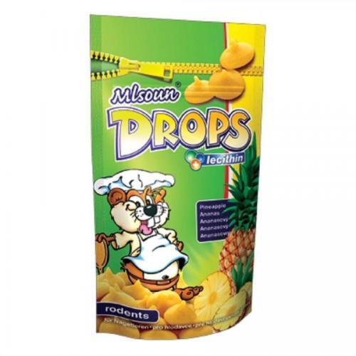 Drops 75g ananas/lecit. sáč.hlod.