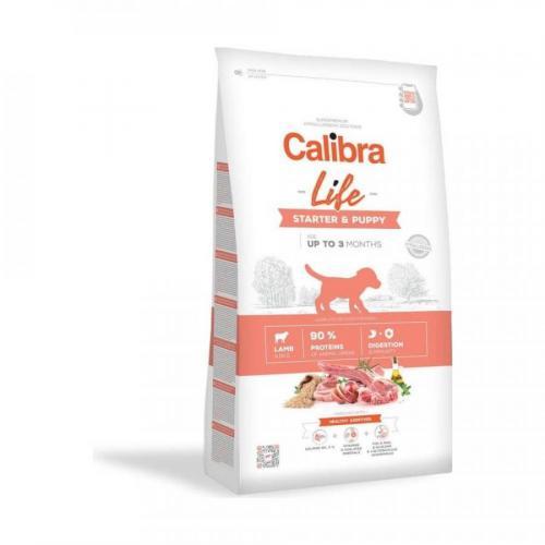 Calibra Dog Life Starter & Puppy Lamb 14,5 kg