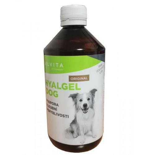 Hyalgel Dog Original 500ml !!!AKCE!!!  expirace 23.07.2021