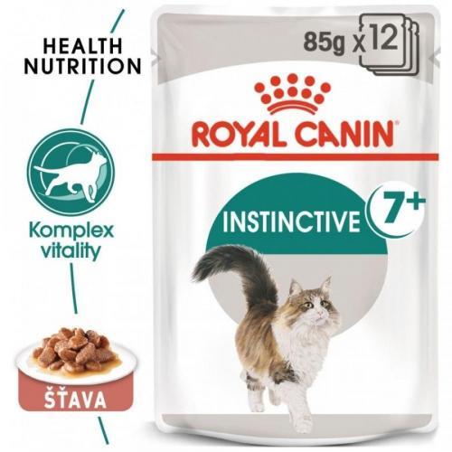 Royal Canin Instinctive 7+ Gravy 85 g