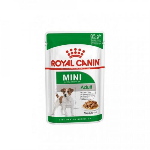 Royal Canin Mini Adult kapsička 85 g
