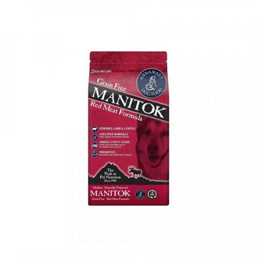 Annamaet Grain Free MANITOK 5,44 kg (12lb)
